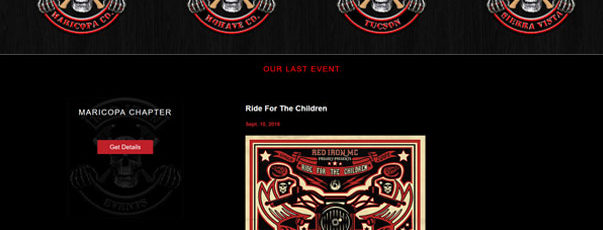 Red Iron Motorcycle Club